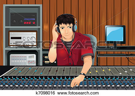 Recording studio Clip Art and Illustration. 5,281 recording studio.