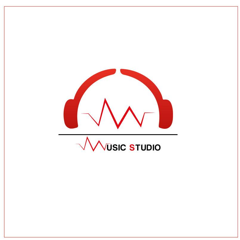 music studio logo.