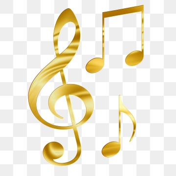 Music Notes PNG Images.