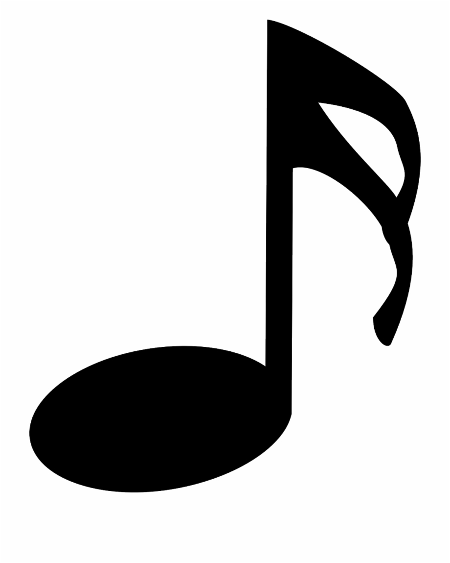 Music Note Melody Symbol Treble Png Image.