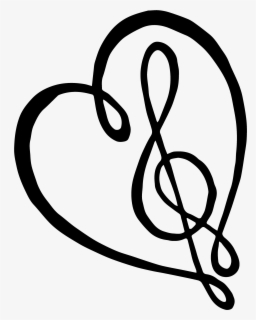 Free Music Symbols Clip Art with No Background.