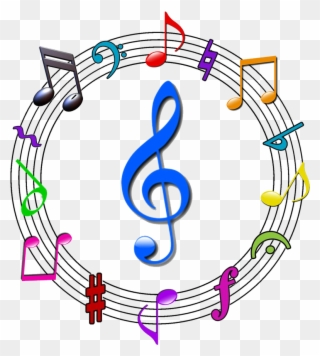 Free PNG Musical Symbol Clip Art Download.