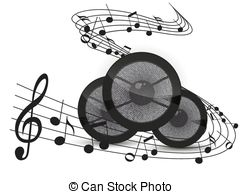 Music system Vector Clip Art EPS Images. 4,362 Music system.