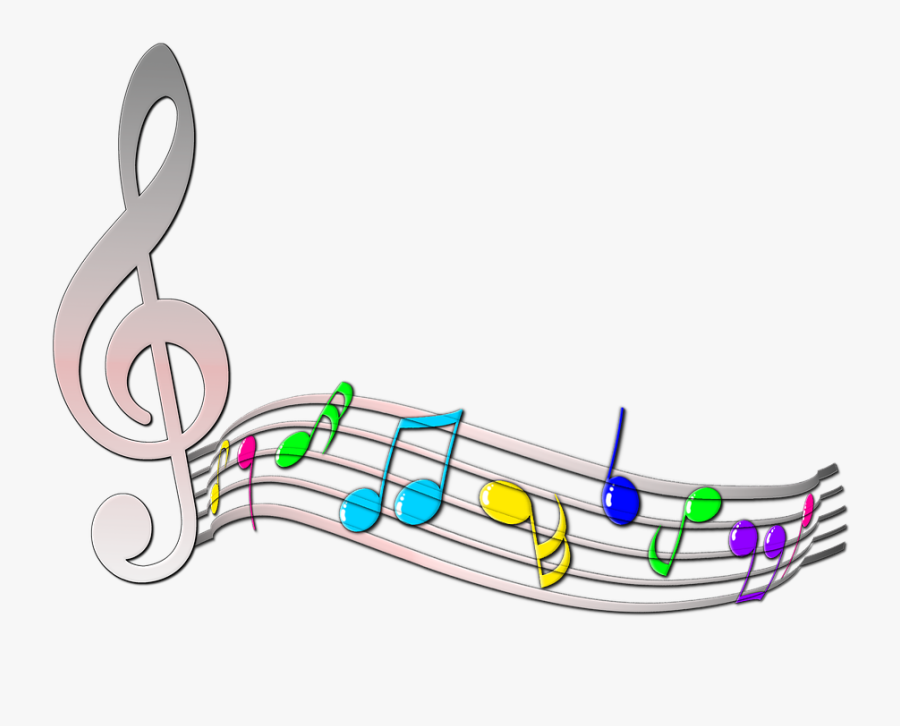 Transparent Music Clip Art.