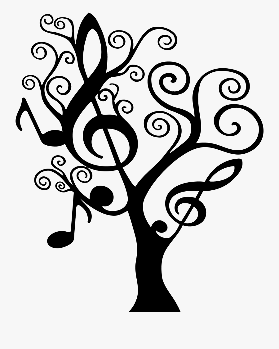 Clip Art Music Wall Decal Backgrounds.