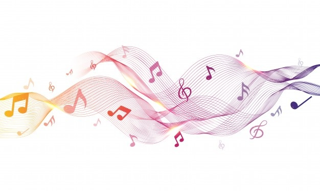 Music Wave Vectors, Photos and PSD files.