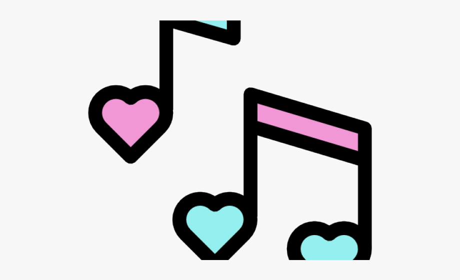 Heart Pictures Clipart Music Note.