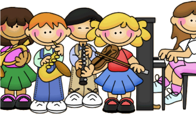 Festival Clipart Musical Group.