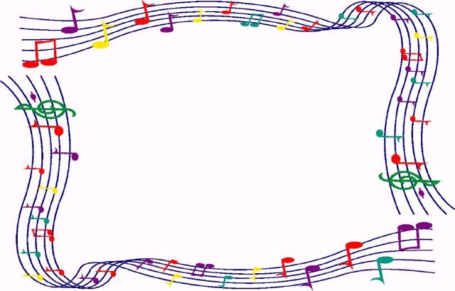 4297 Musical free clipart.
