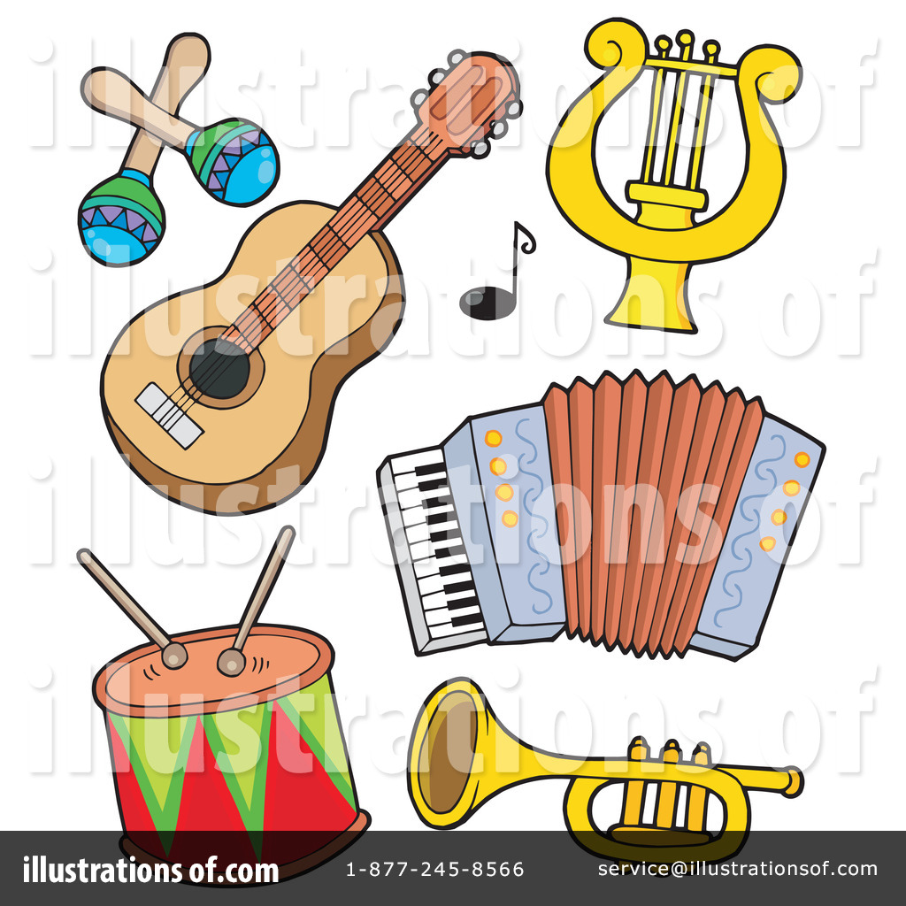 Music Instruments Clipart #213757.