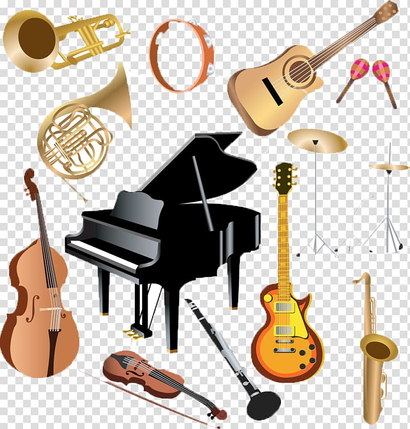 Musical instrument Orchestra, Musical Instruments.