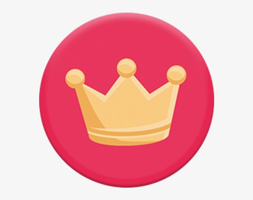 Crown Pink , Accesoriu Telefon.