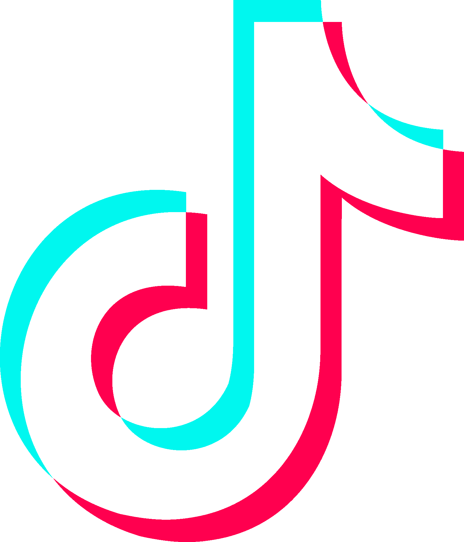 Tik Tok Logo (Musical.ly).