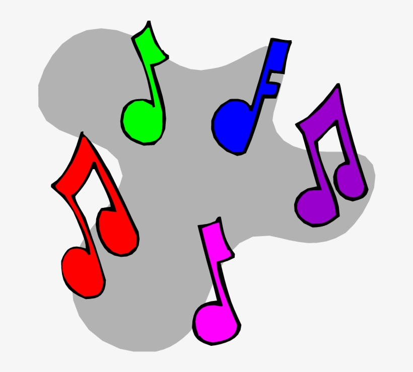 Musical Note Free Content Clip Art.