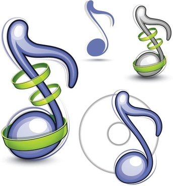 Free vector music notes free vector download (3,610 Free.