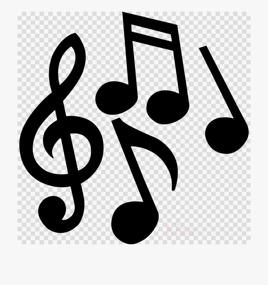 Note Clipart Music Symbol.