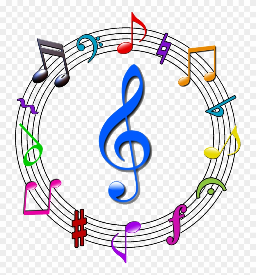 Music Symbol Png Images Pictures.