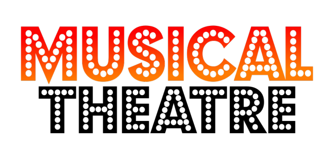 Broadway musical clipart free.