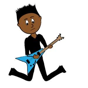 Musician Clipart.