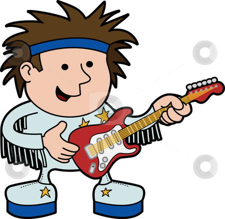 Musician clipart images.
