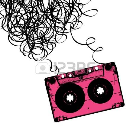 654 Audiocassette Stock Illustrations, Cliparts And Royalty Free.