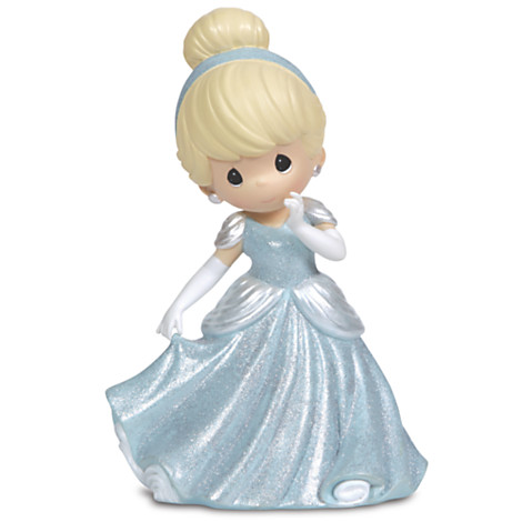 Cinderella Rotating Musical Figurine by Precious Moments.