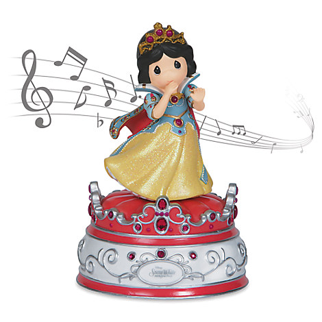 Snow White Musical Figurine by Precious Moments.
