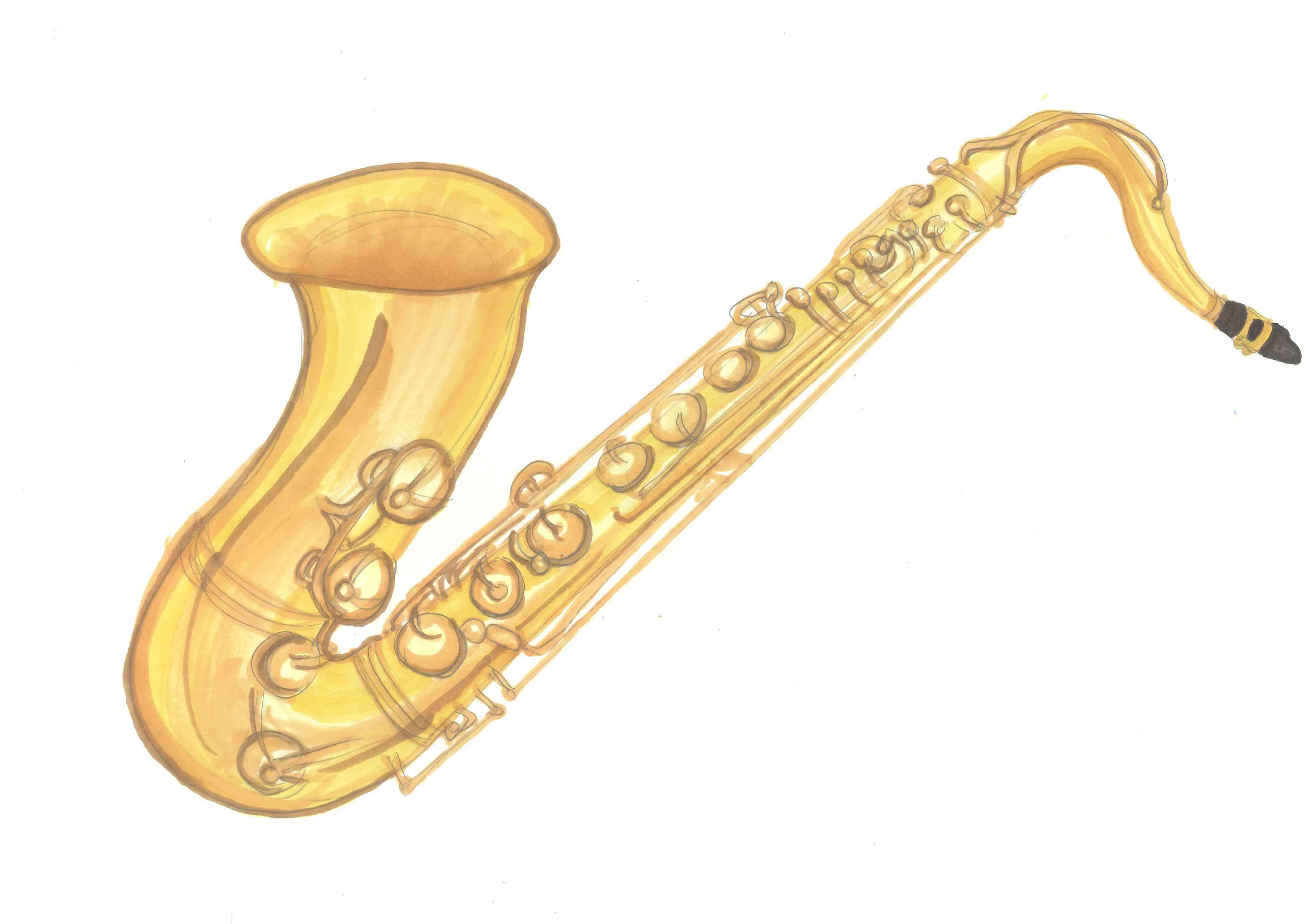 Free Musical Instrument Clipart.