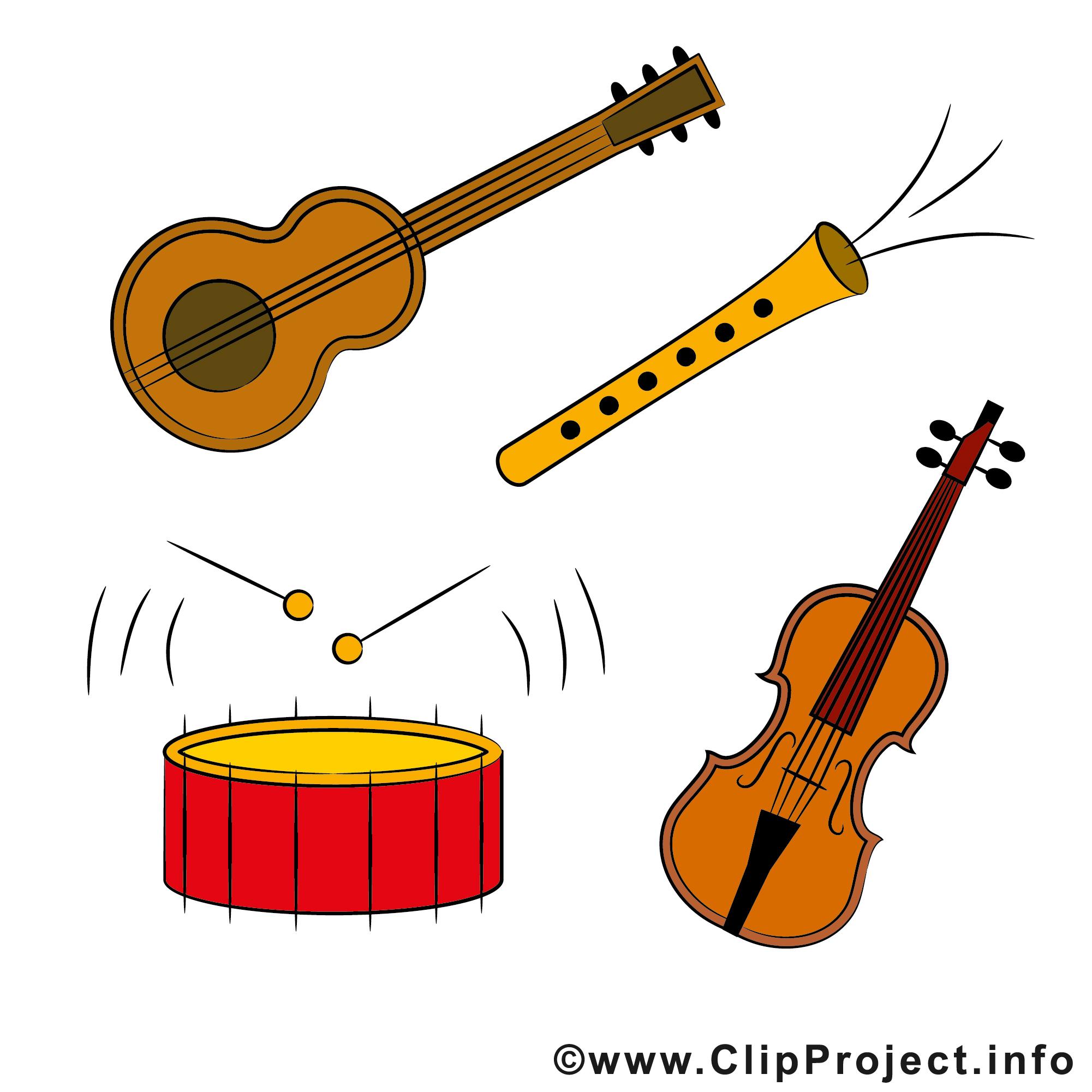 Musik Clipart.