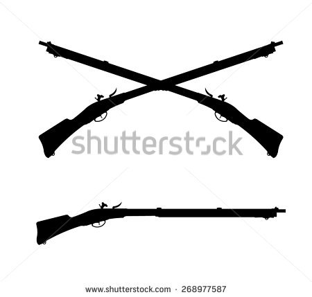 Musket Stock Photos, Royalty.