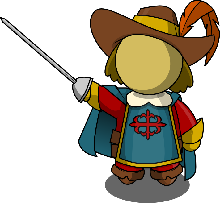 Free to Use & Public Domain Musketeer Clip Art.