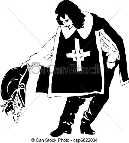 Musketeer Stock Illustrations. 678 Musketeer clip art images and.