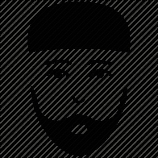 Beard Logo clipart.