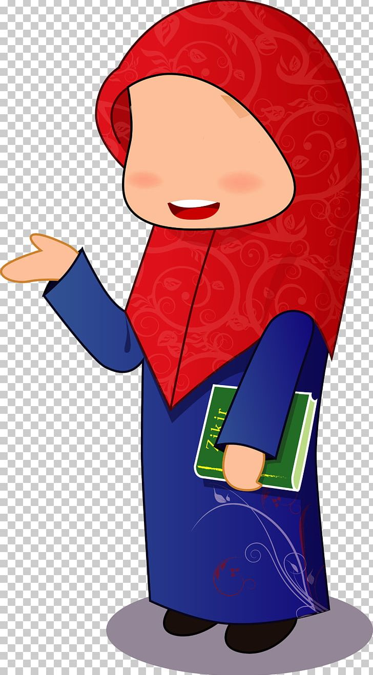 Islam Muslim Girl PNG, Clipart, Art, Cartoon, Child, Clip.