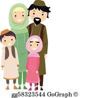 Muslim Clip Art.