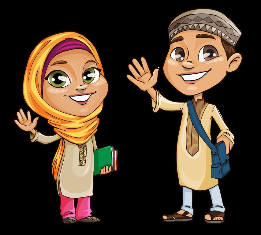 Muslim Clipart.
