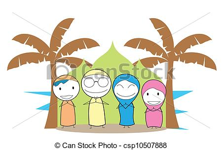 Muslim Stock Illustrations. 27,248 Muslim clip art images and.