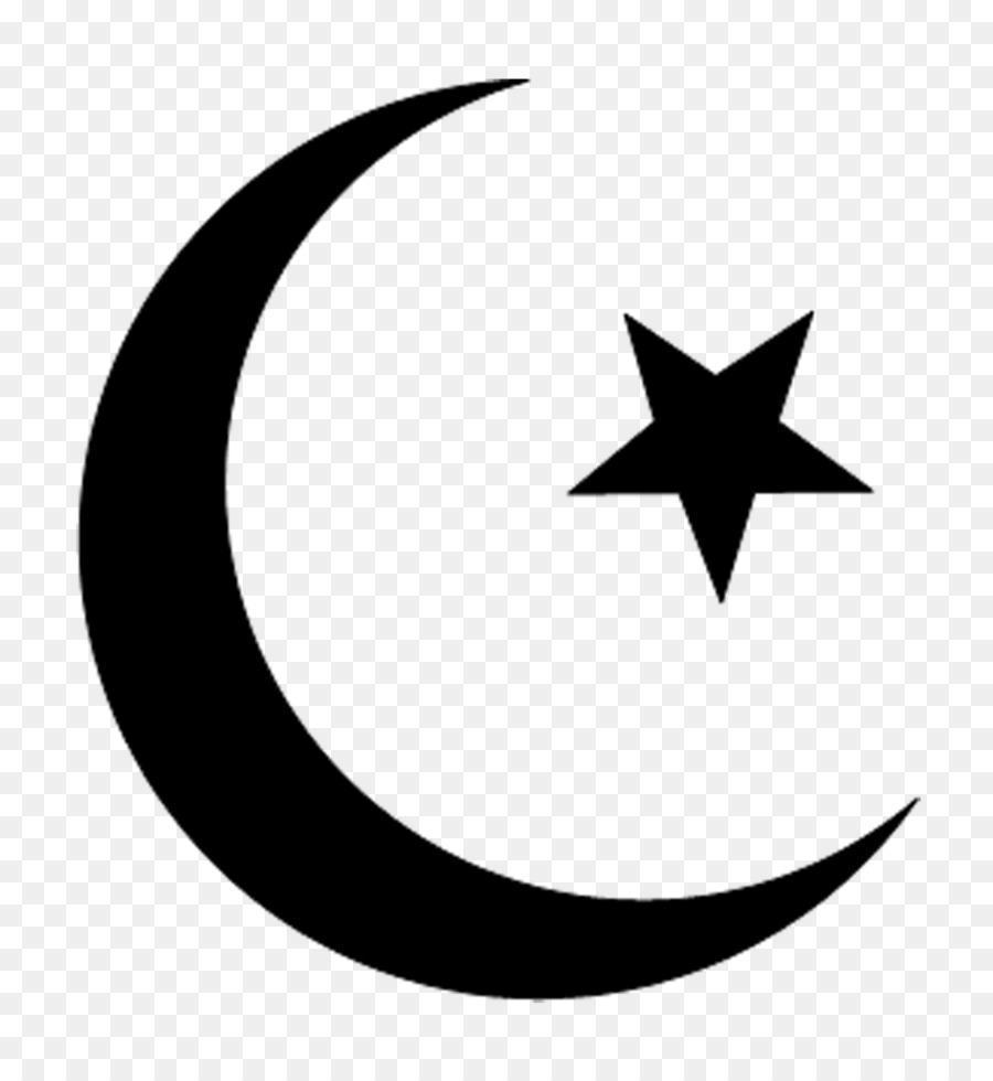 Islam Symbol png download.