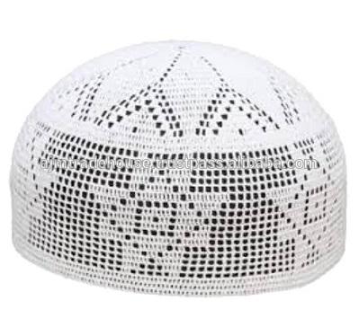 Muslim Cap Topi.