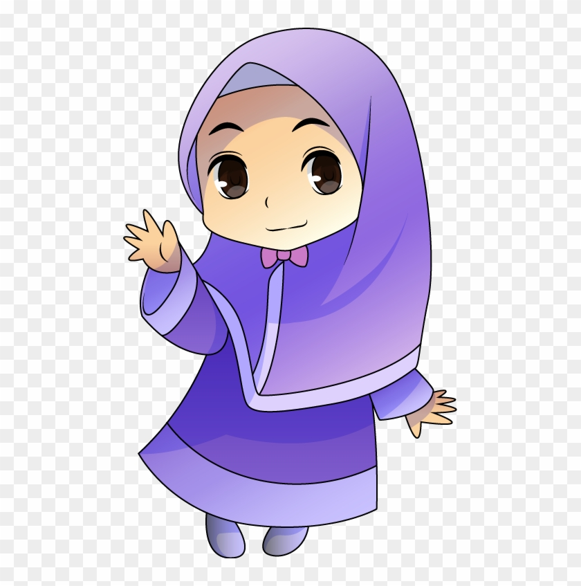 Hijab Cartoon Png.