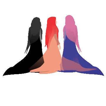 Hijab PNG Images.