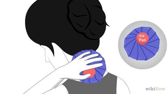 Comment faire passer le mal au cou: 13 étapes.