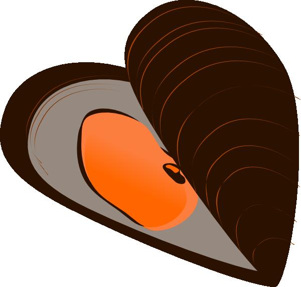 Mussel Clip Art at Clker.com.
