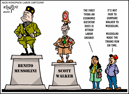 Mussolini and the Rise of Fascism.
