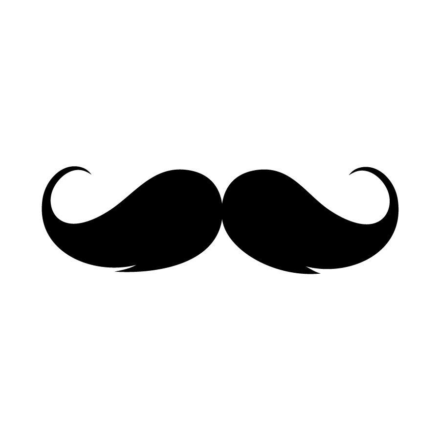 36+ Mustache Clipart.