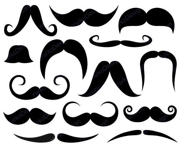 Free Mustache Cliparts, Download Free Clip Art, Free Clip.