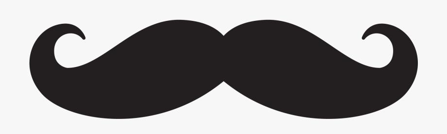 Moustache Clipart.