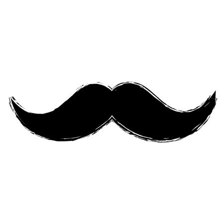 89,505 Mustache Stock Vector Illustration And Royalty Free.