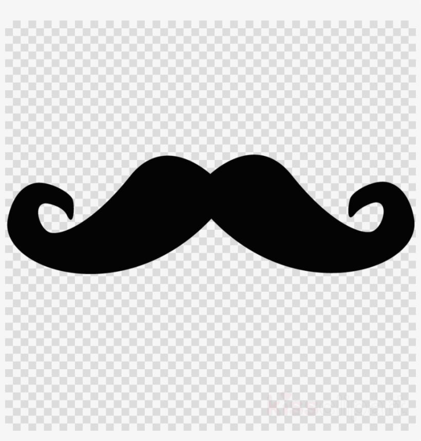 Download Transparent Mustache Png Clipart Moustache.