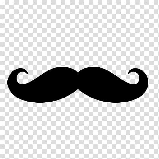 Handlebar moustache , Mustache transparent background PNG.